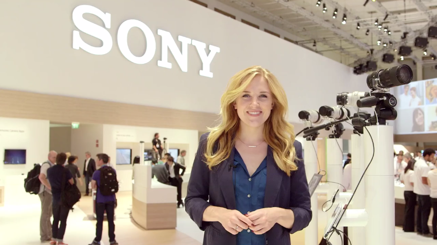 Sony: Product Launches