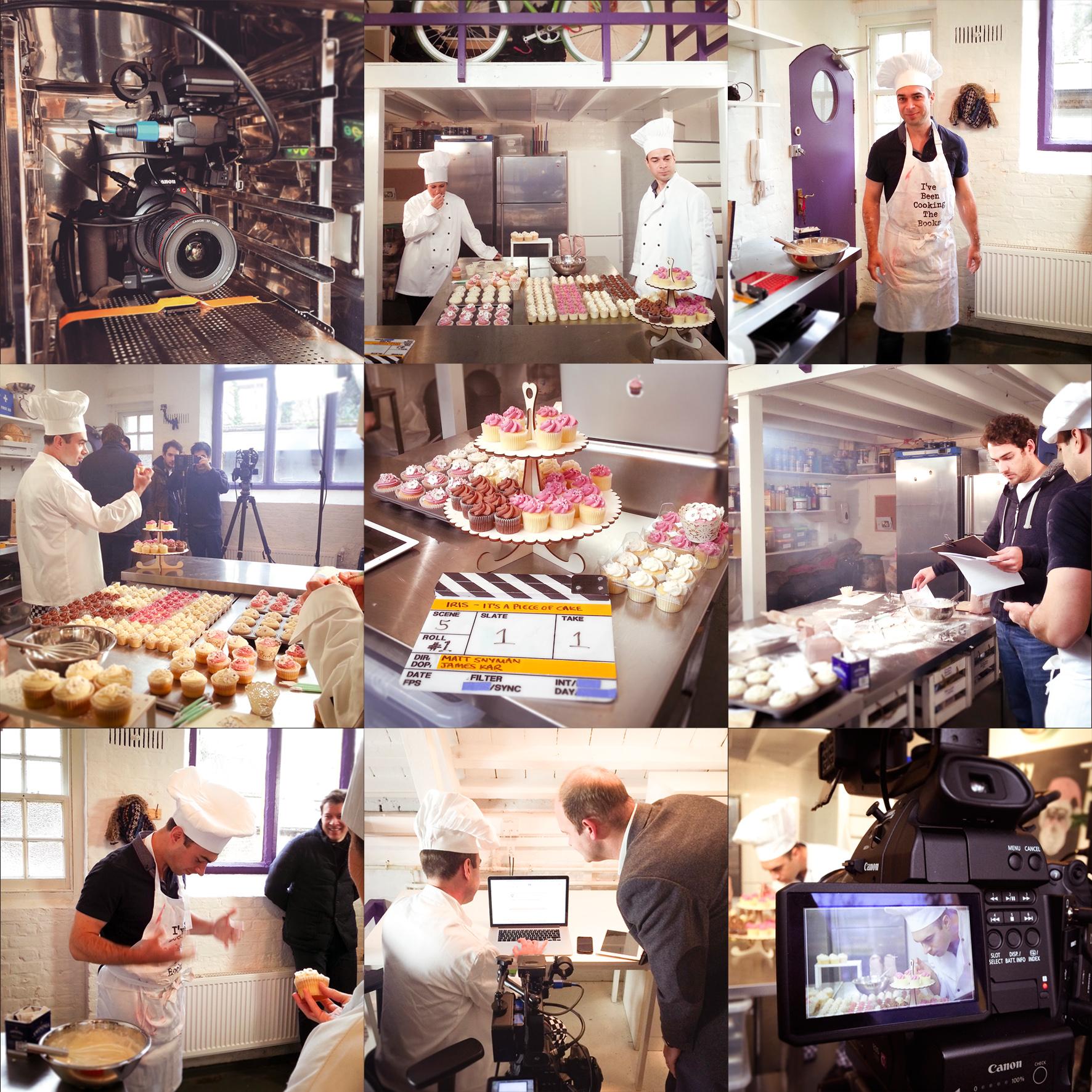 BTS Bakery
