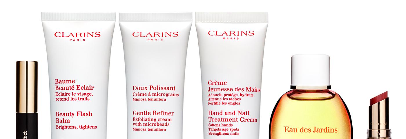 Clarins Products 1