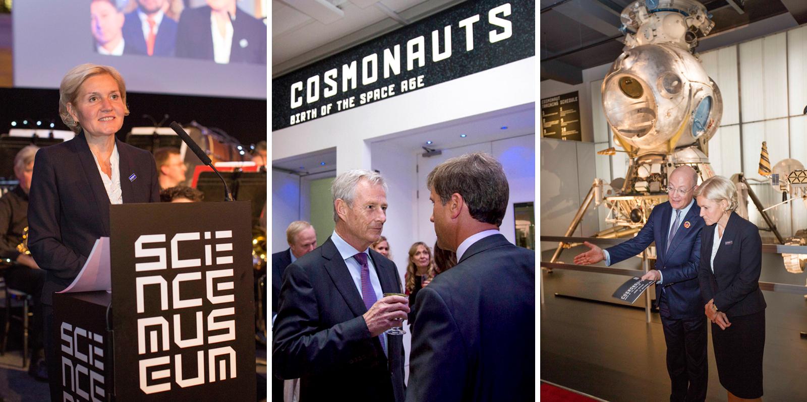 Cosmonauts Event-1