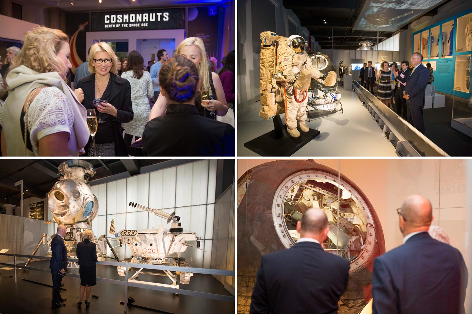 Cosmonauts Event-2